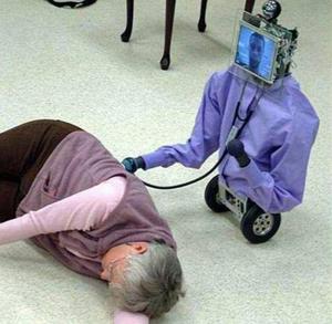 medic robot!